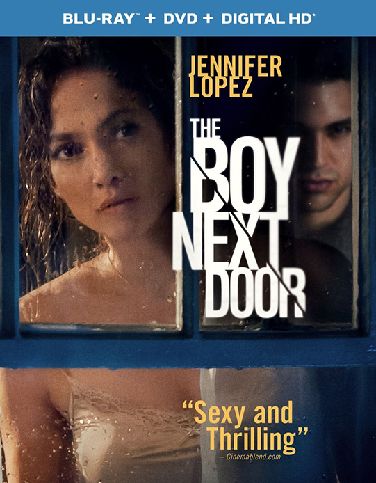 The Boy Next Door poster image