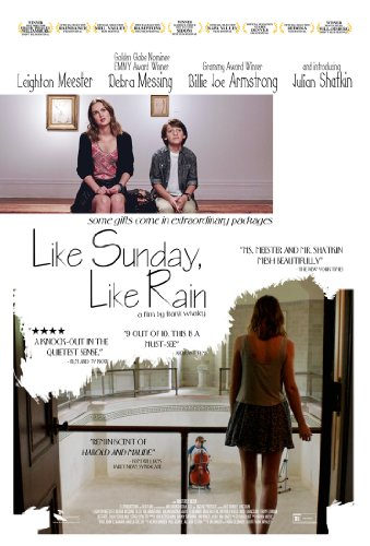Like Sunday, Like Rain poster image