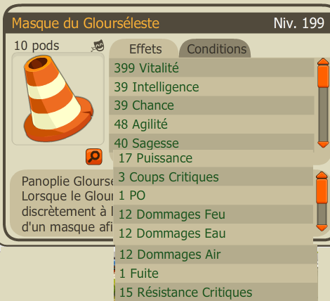 masqueglour