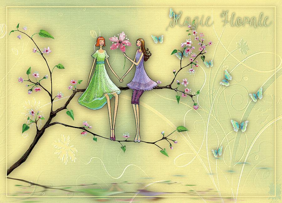 Magie Floral