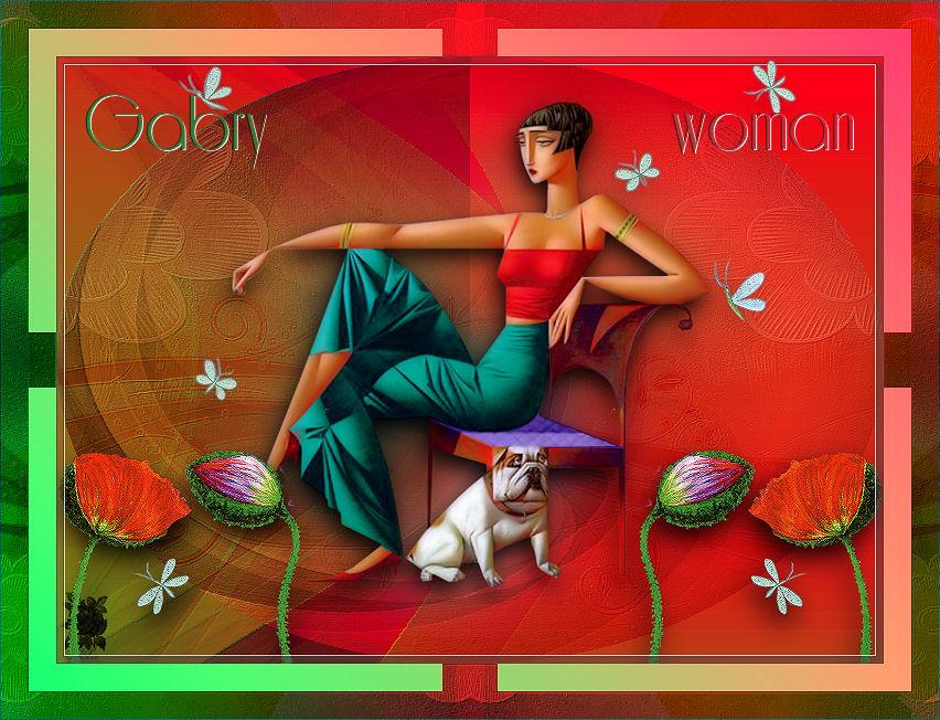 Gabry woman