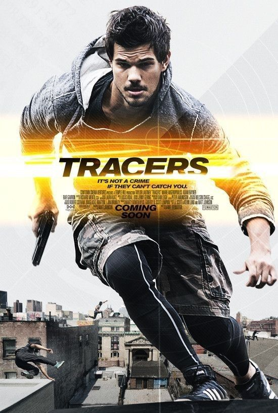 Tracers poster image