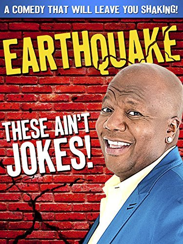 Earthquake: These Ain poster image
