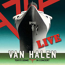 Poster for Live Tokyo Dome In Concert