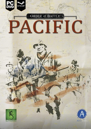 Poster for Order of Battle: Pacific