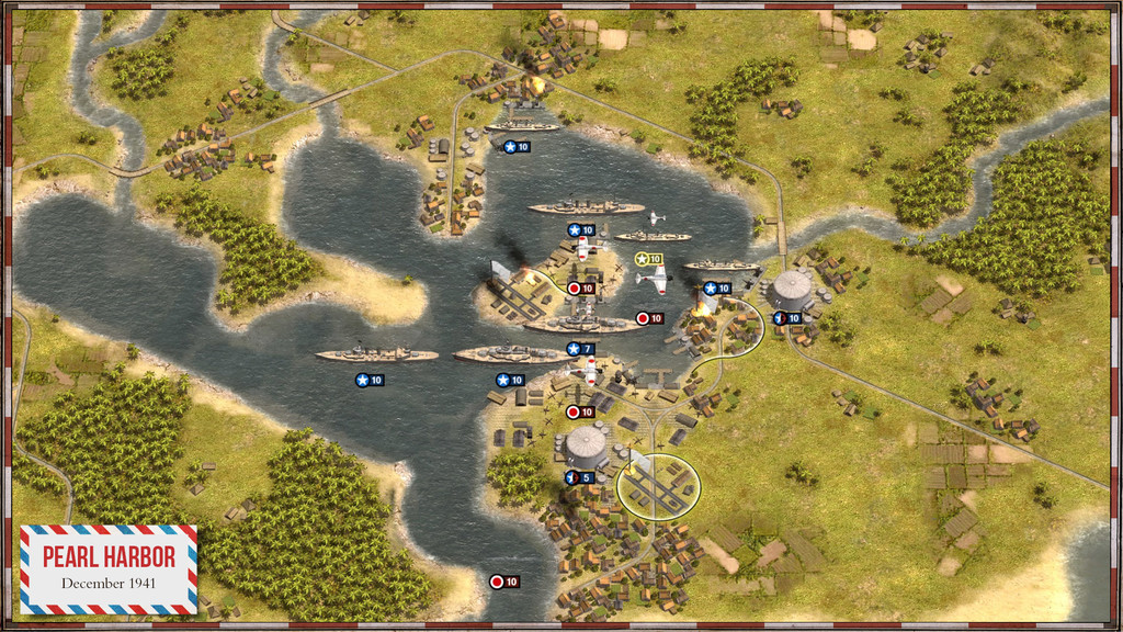 Order of Battle: Pacific image 1
