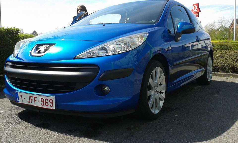 peugeot 207 1 4 hdi  u0026 39  u0026 39 the blue devil u0026 39  u0026 39   pr u00e9sentation