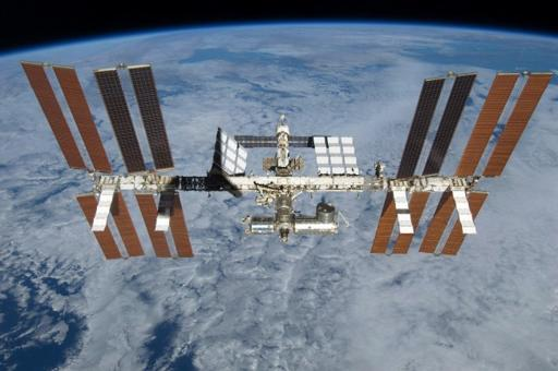 Station spatiale 6.