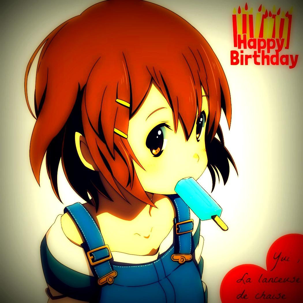 Bon anniversaire Yuiiii <3 150511095411585567