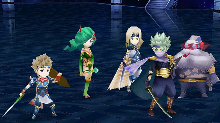 Final Fantasy IV: The After Years image 2