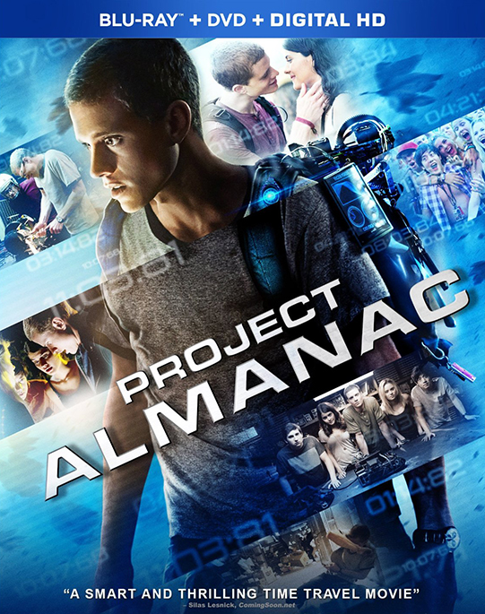 Project Almanac poster image