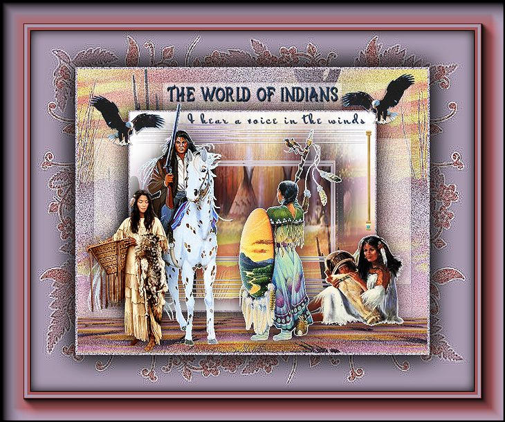 tuto perso the world of indians