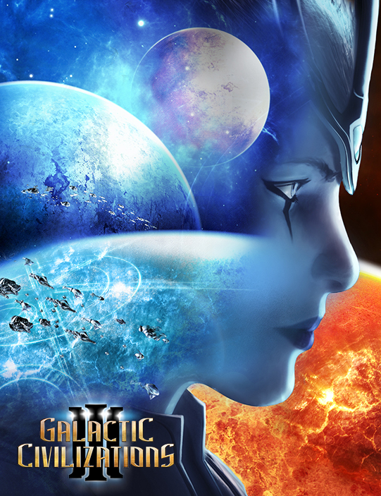 Poster for Galactic Civilizations III