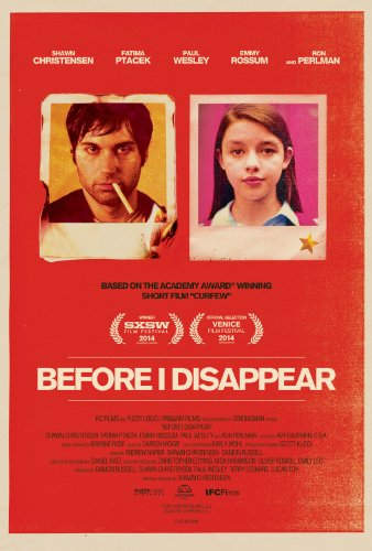 Before I Disappear poster image