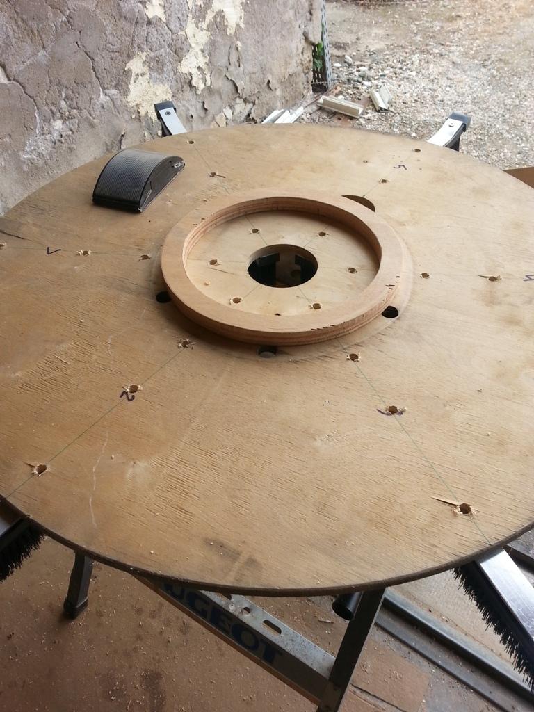 Brosse motorisée pour nettoyer les PV DIY 150518012249828444