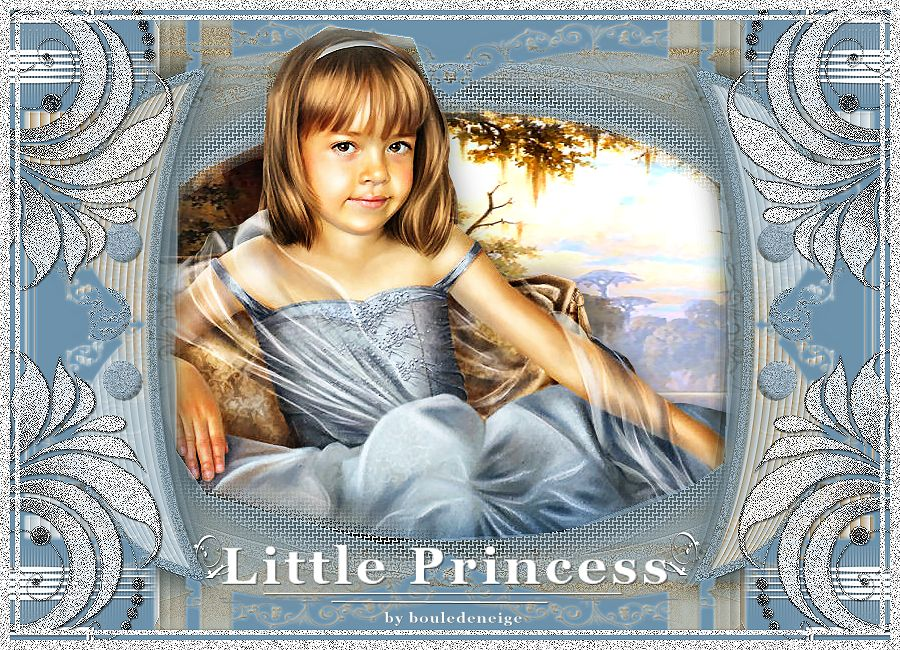 tuto perso little princess