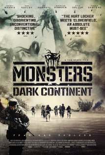 Monsters: Dark Continent poster image