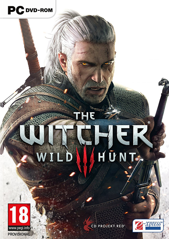 Poster for The Witcher 3: Wild Hunt