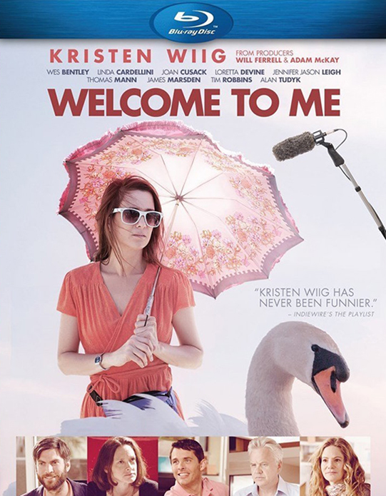 Welcome to Me poster image