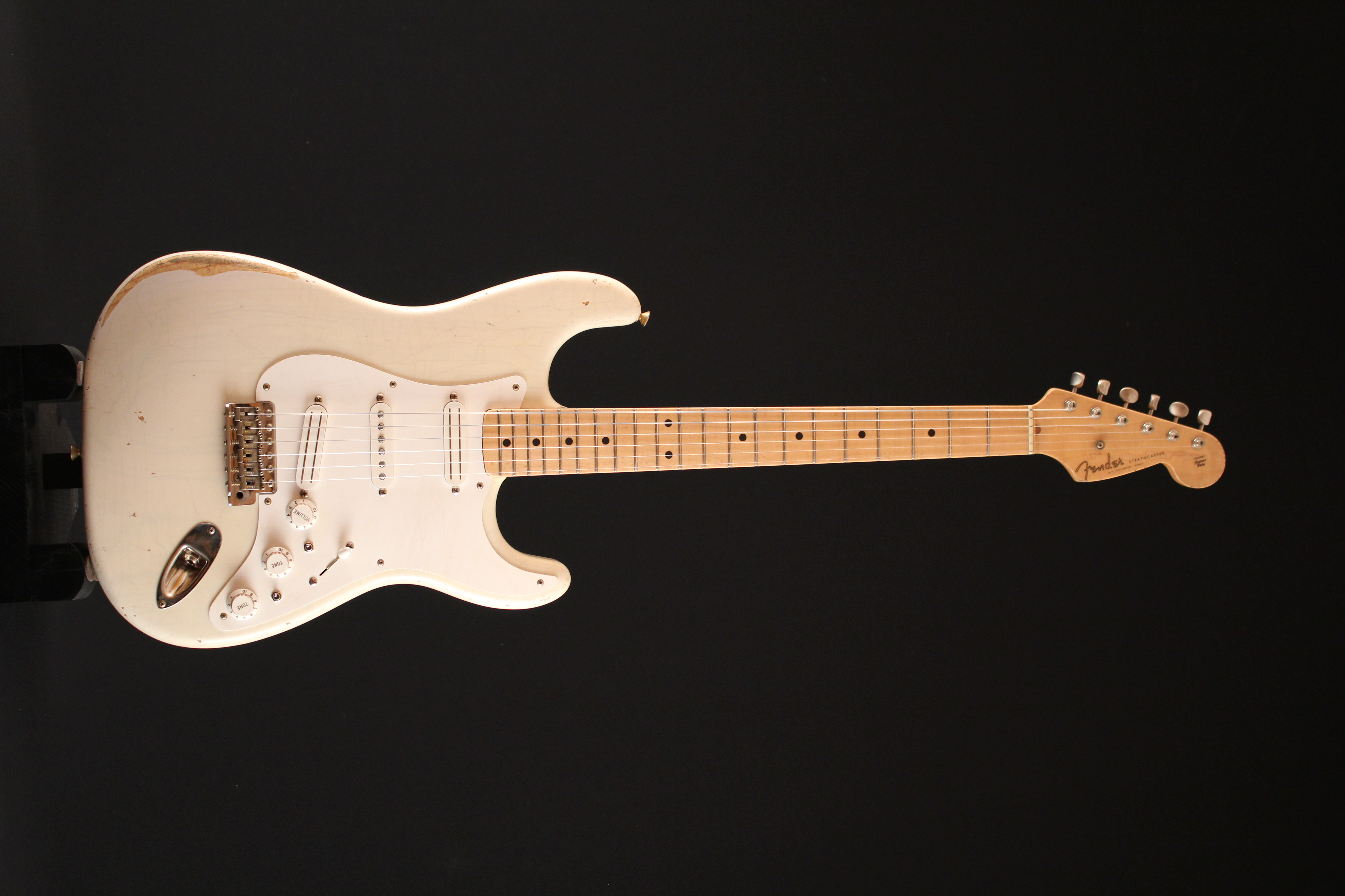 """Fender Stratocaster CS 56 """"NOS"""" Blonde - de 2000 150521033313532666"""