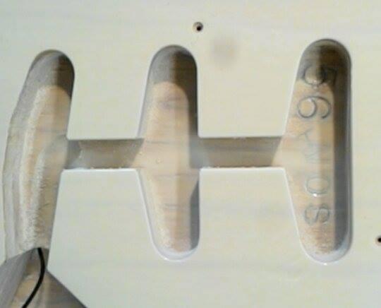 """Fender Stratocaster CS 56 """"NOS"""" Blonde - de 2000 150521033314974679"""