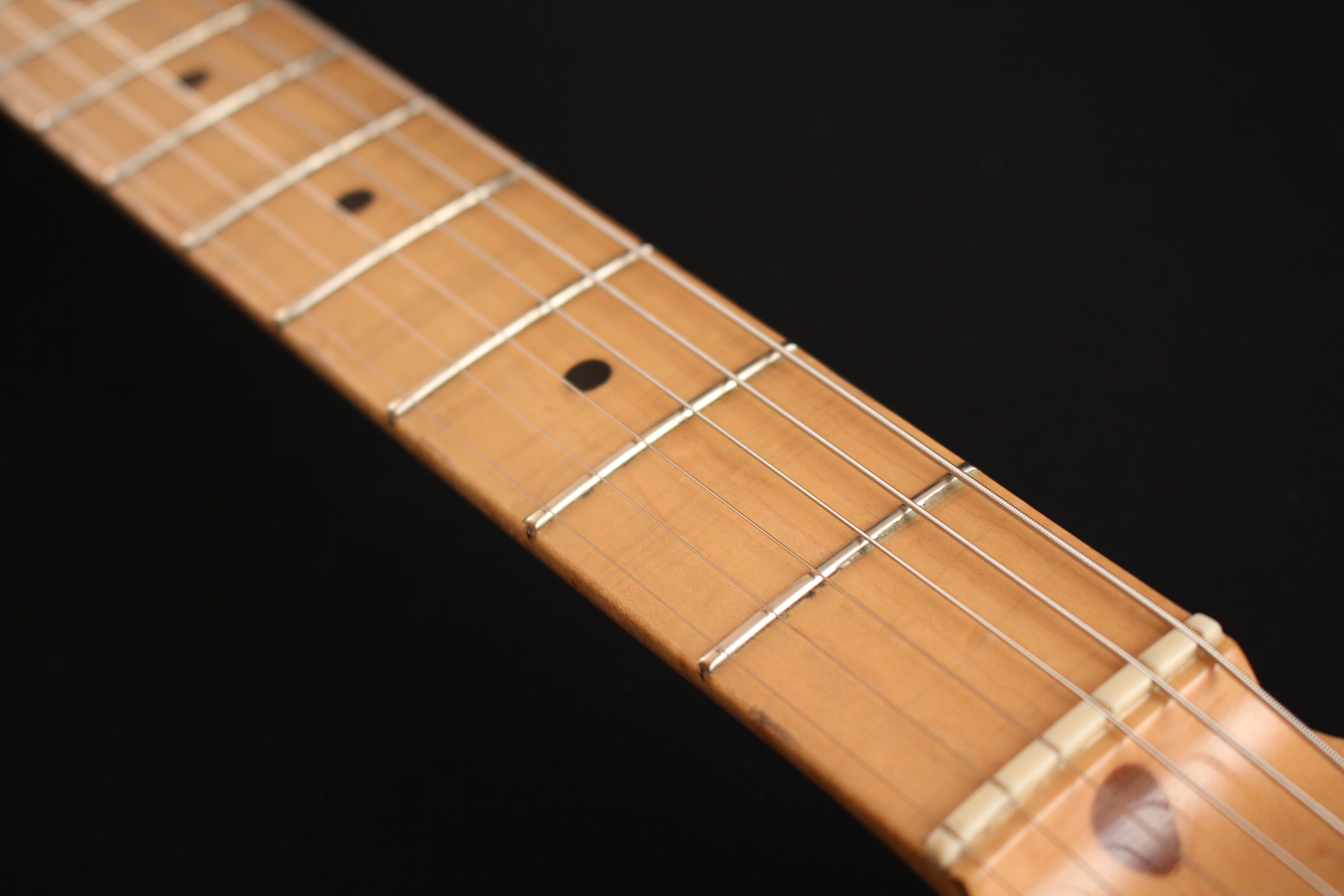 """Fender Stratocaster CS 56 """"NOS"""" Blonde - de 2000 150521033315333613"""