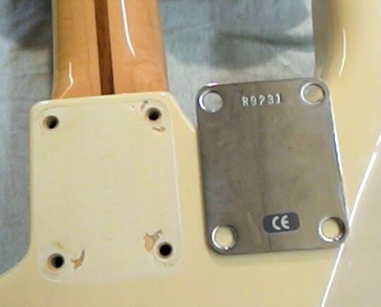 """Fender Stratocaster CS 56 """"NOS"""" Blonde - de 2000 150521033315912841"""