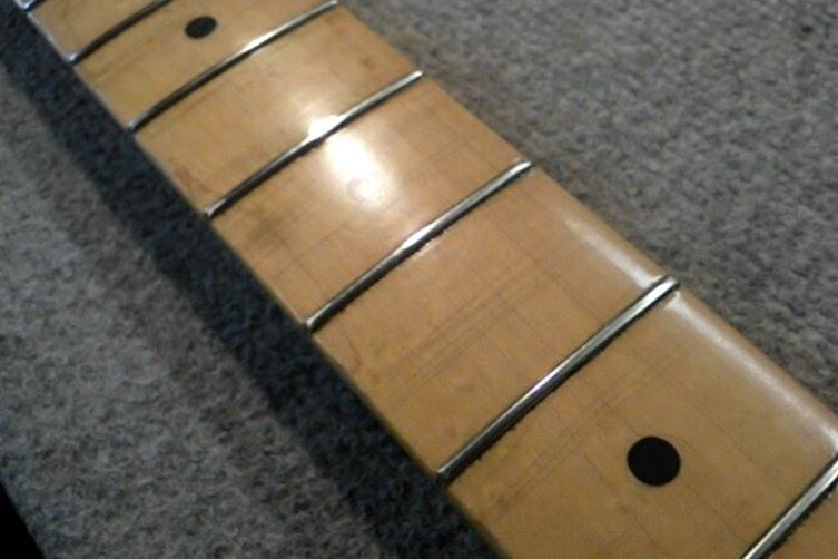 """Fender Stratocaster CS 56 """"NOS"""" Blonde - de 2000 150521033316185051"""