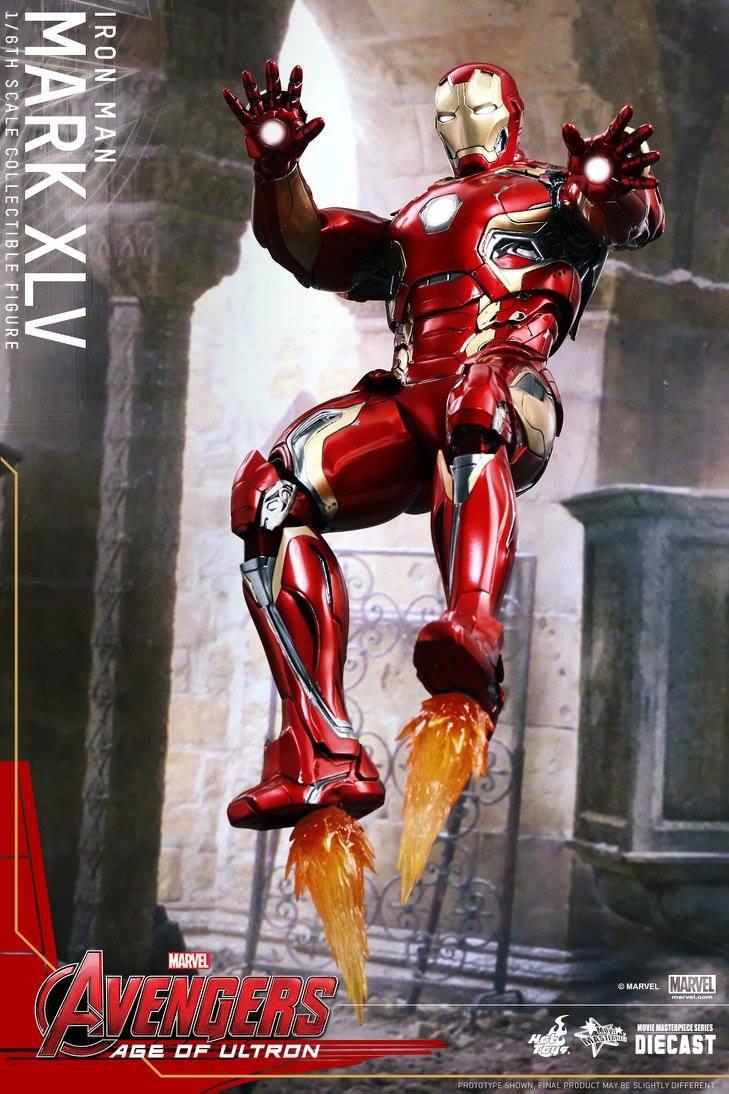 AVENGERS 2 : AGE OF ULTRON - IRON MAN MARK XLV (MMS300DC11) 150522012926689869