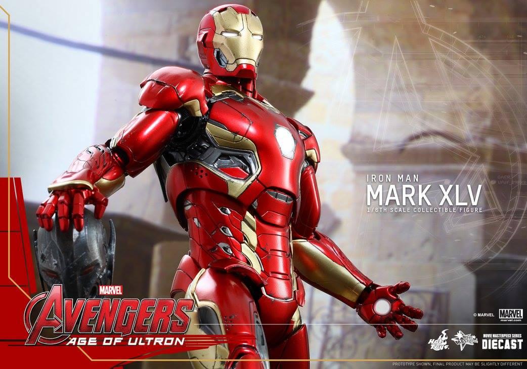 AVENGERS 2 : AGE OF ULTRON - IRON MAN MARK XLV (MMS300DC11) 150522012927280031