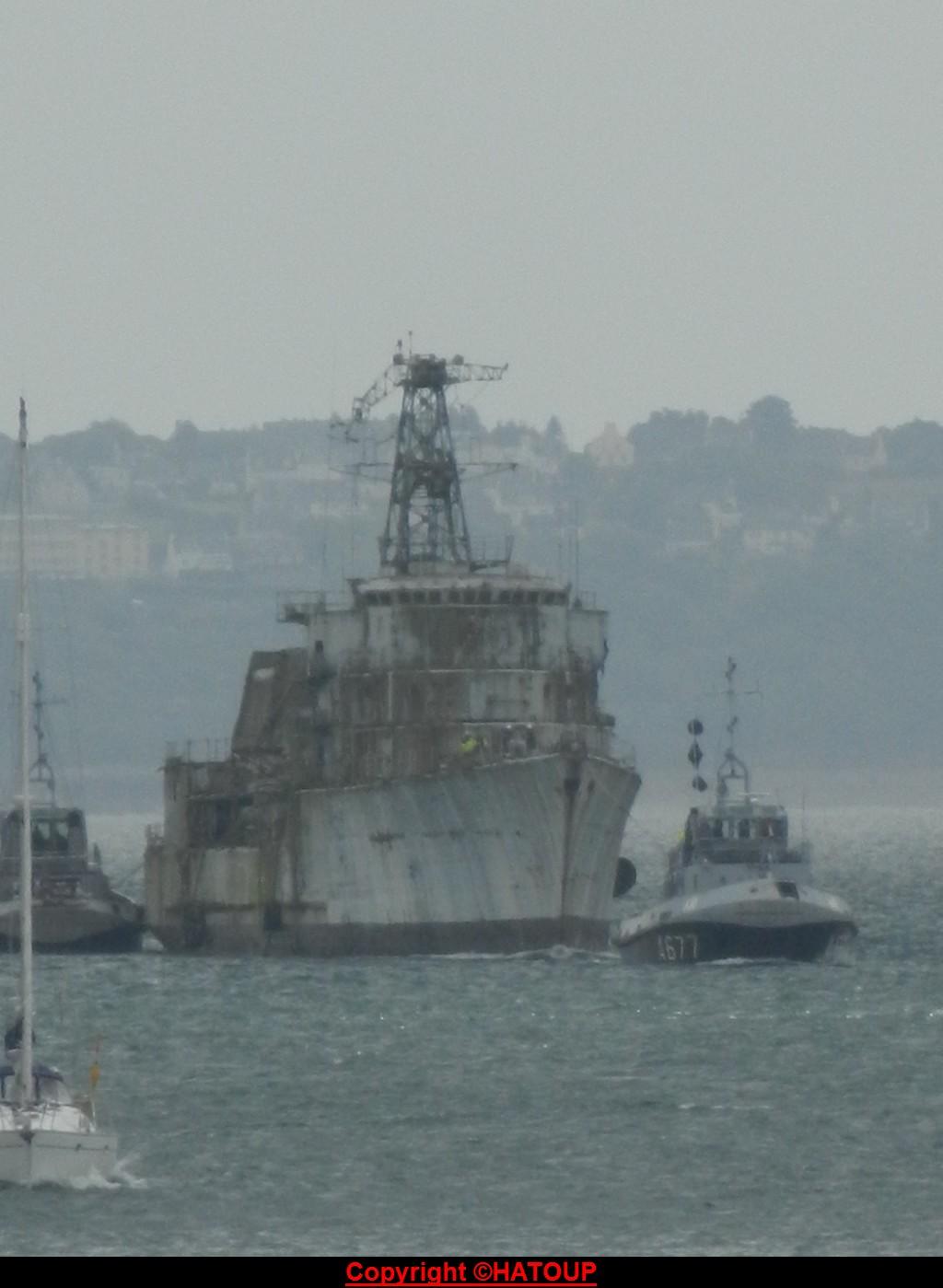 [Autre sujet Marine Nationale] Démantèlement, déconstruction des navires - TOME 2 - Page 2 15052202081561893