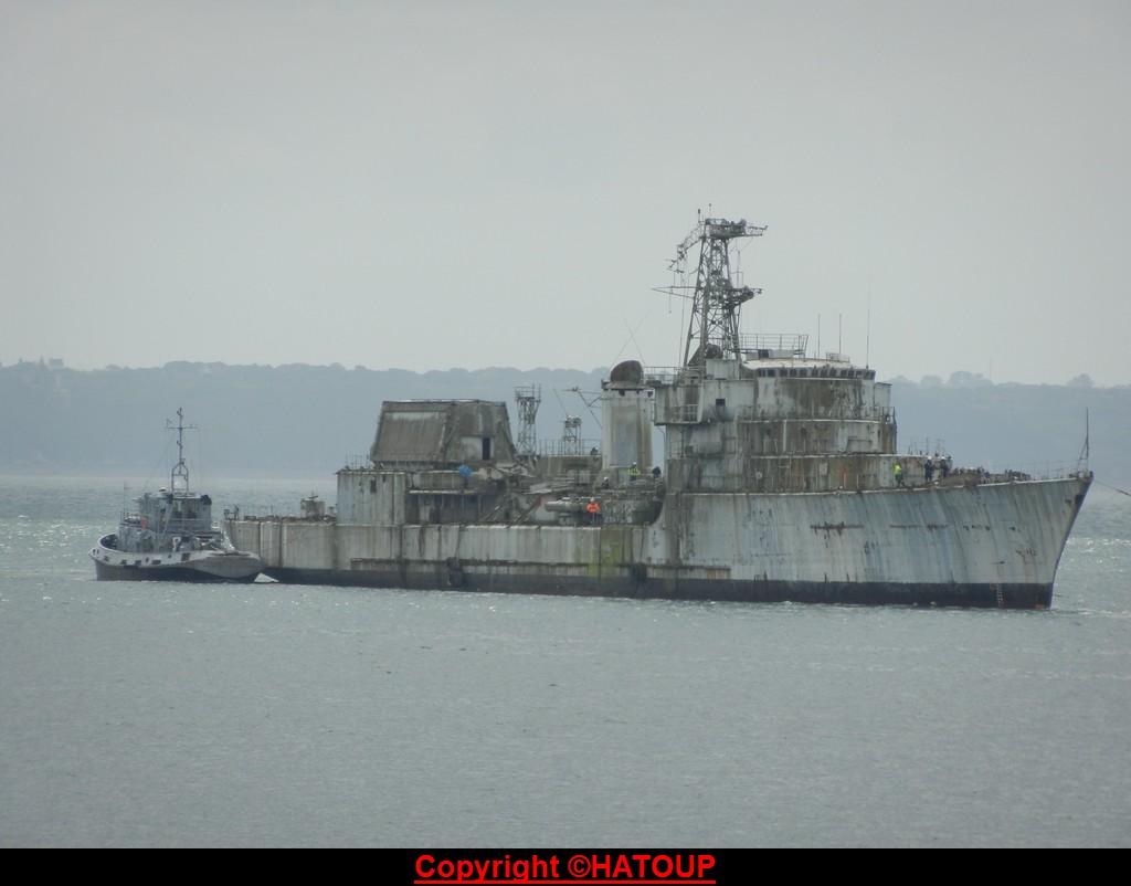 [Autre sujet Marine Nationale] Démantèlement, déconstruction des navires - TOME 2 - Page 2 150522021557998827