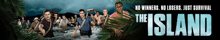 Poster for The Island S01E01 Man Up HDTV x264-FiHTV