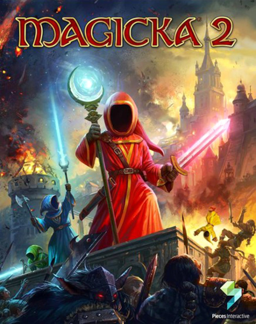 Poster for Magicka 2