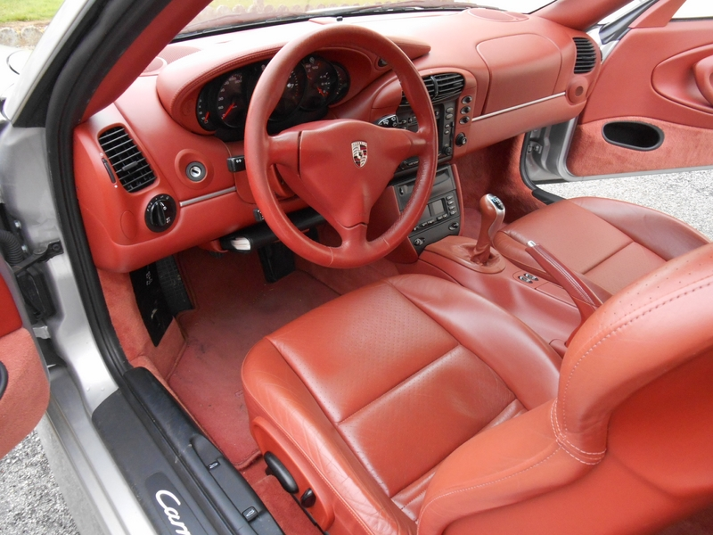Int rieur porsche 911 type 996 bmw for Interieur porsche