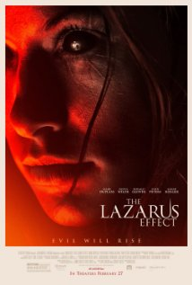 The Lazarus Effect poster image