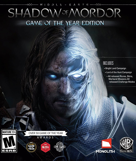 Poster for Middle Earth: Shadow of Mordor