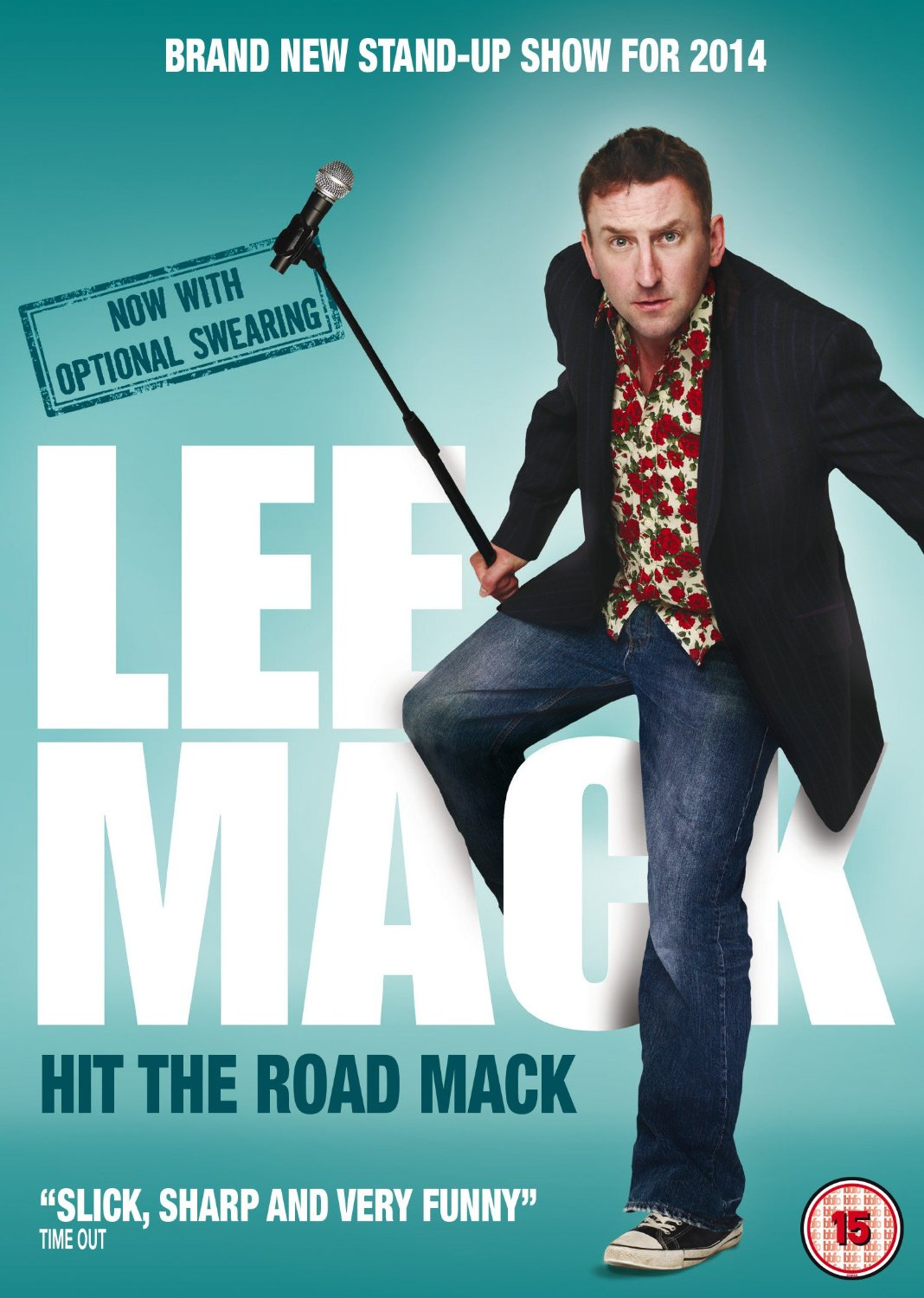 Lee Mack Live: Hit the Road Mack poster image