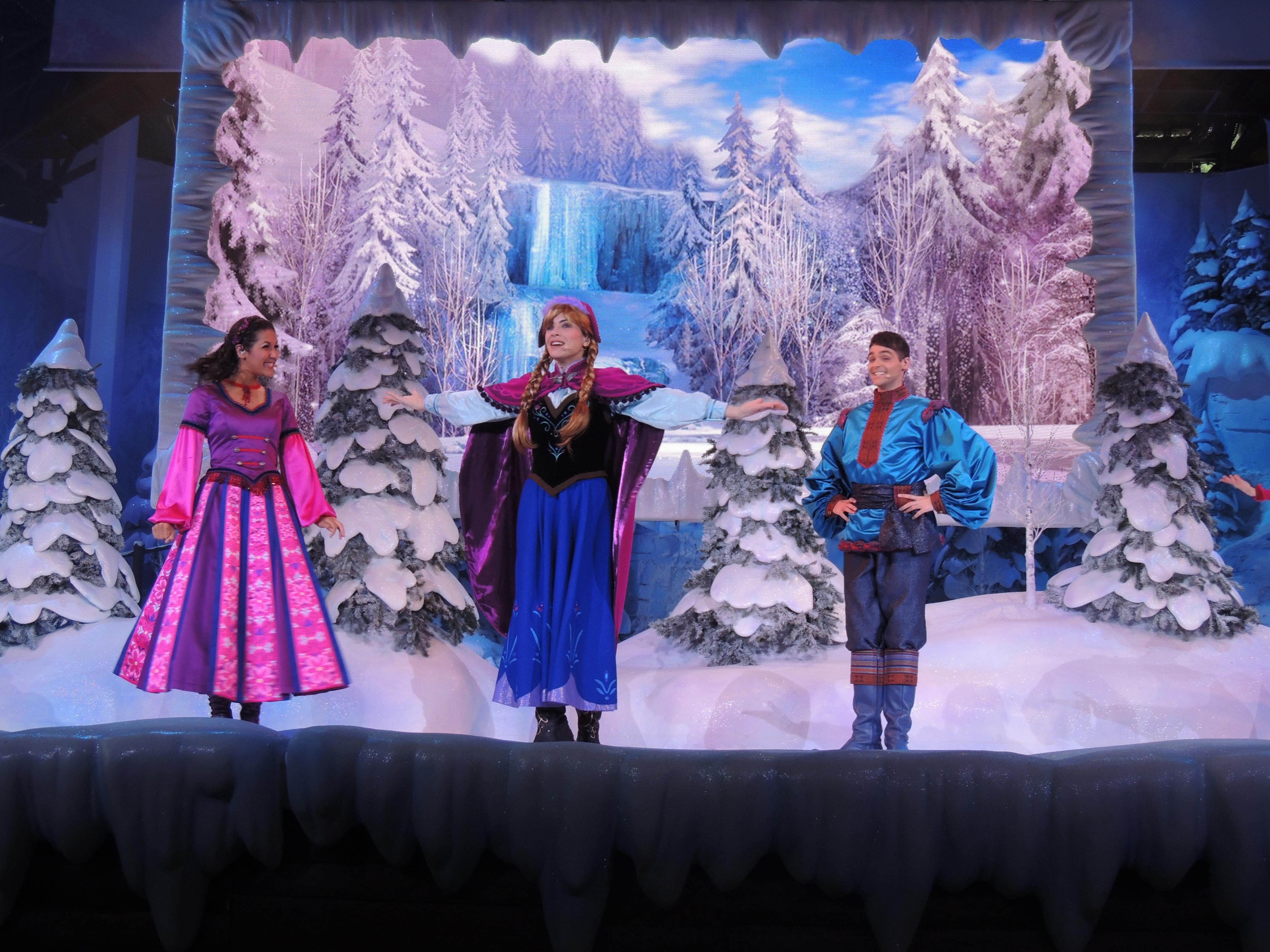 chantons la reine des neiges  150602032214689068