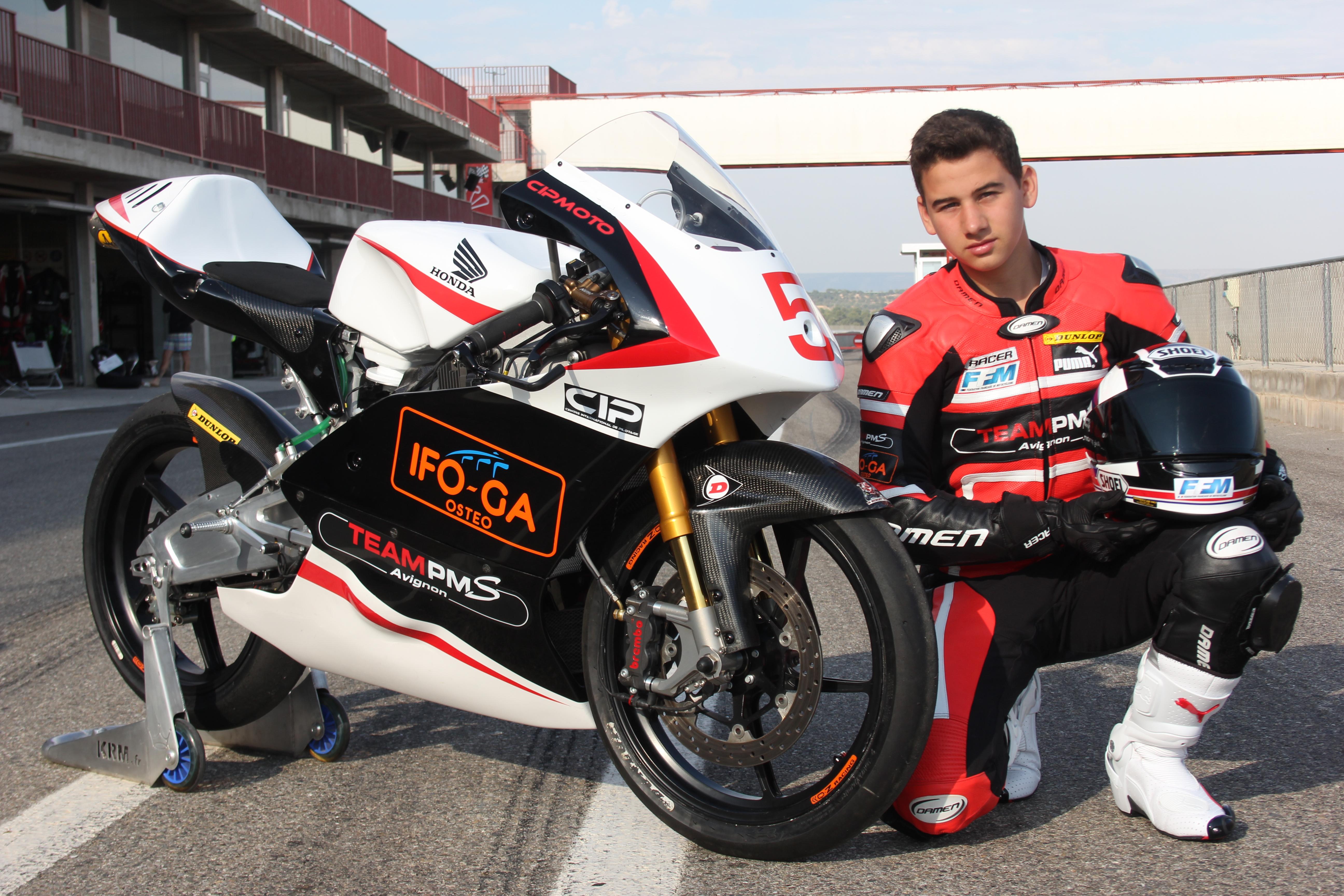 [Pit Laners en course] Mickael Coupé (FSBK Moto 3 Junior)  - Page 2 150604022406643732