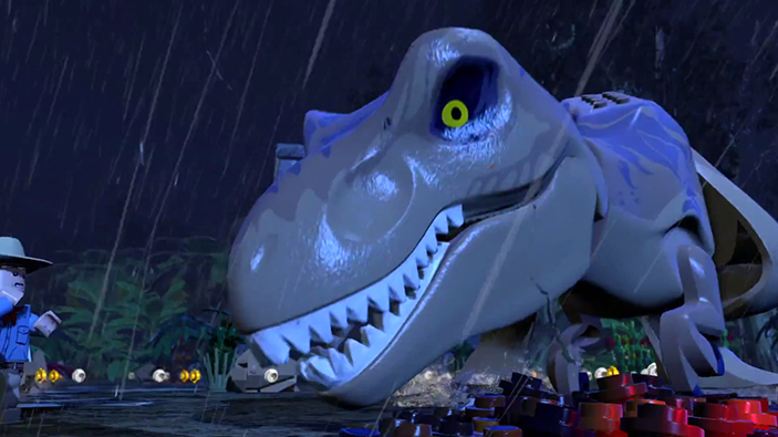LEGO Jurassic World image 2