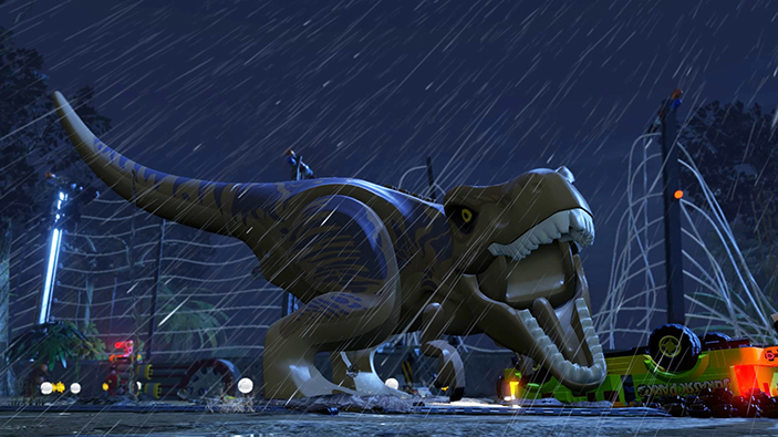 LEGO Jurassic World image 3