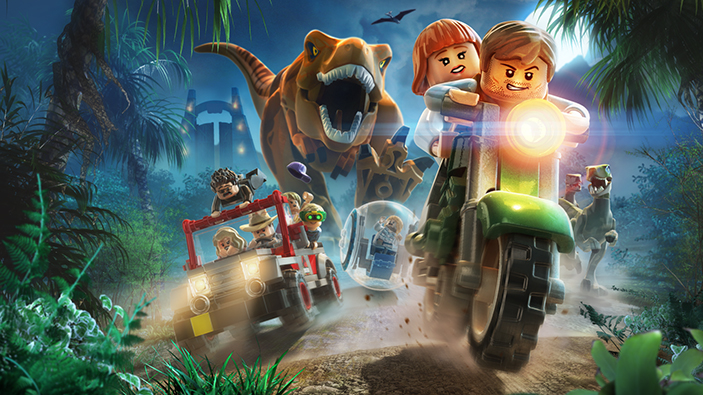 LEGO Jurassic World image 1