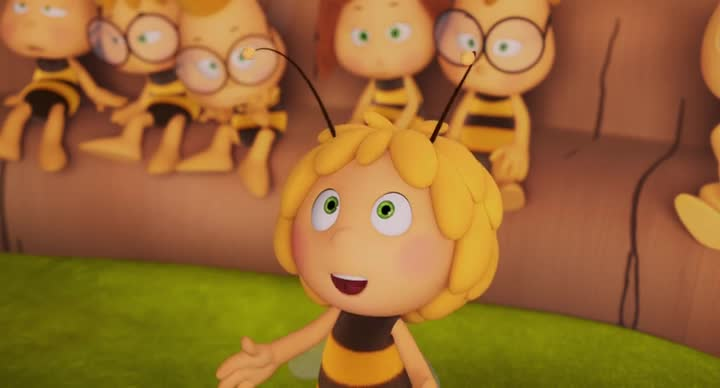 Maya the Bee Movie image