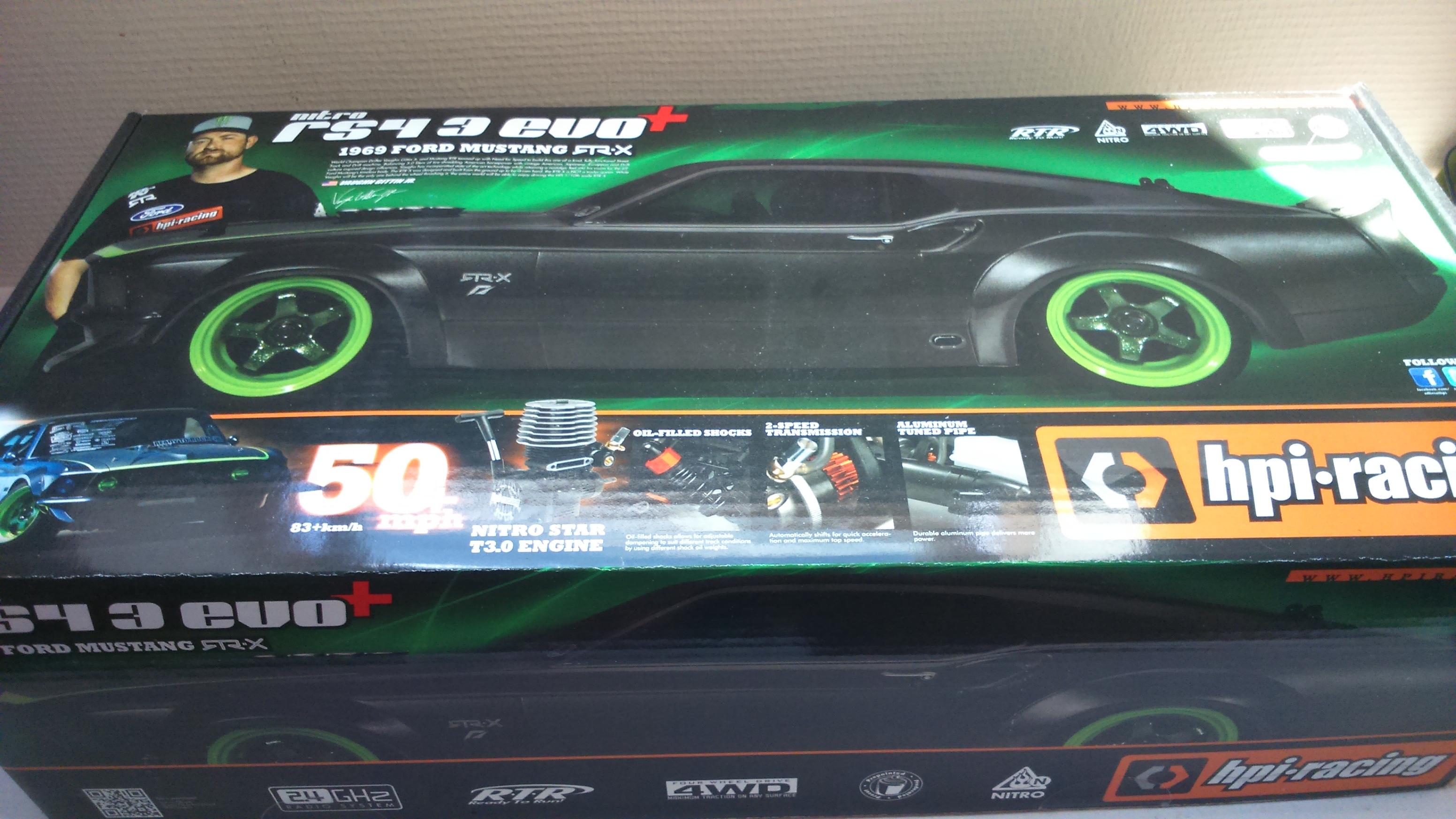 [KingLyche] Ma Nitro RS4 3 EVO+ Mustang 1969 150619042430127186