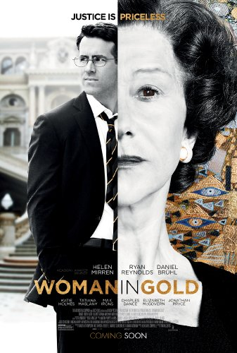 Woman in Gold poster image