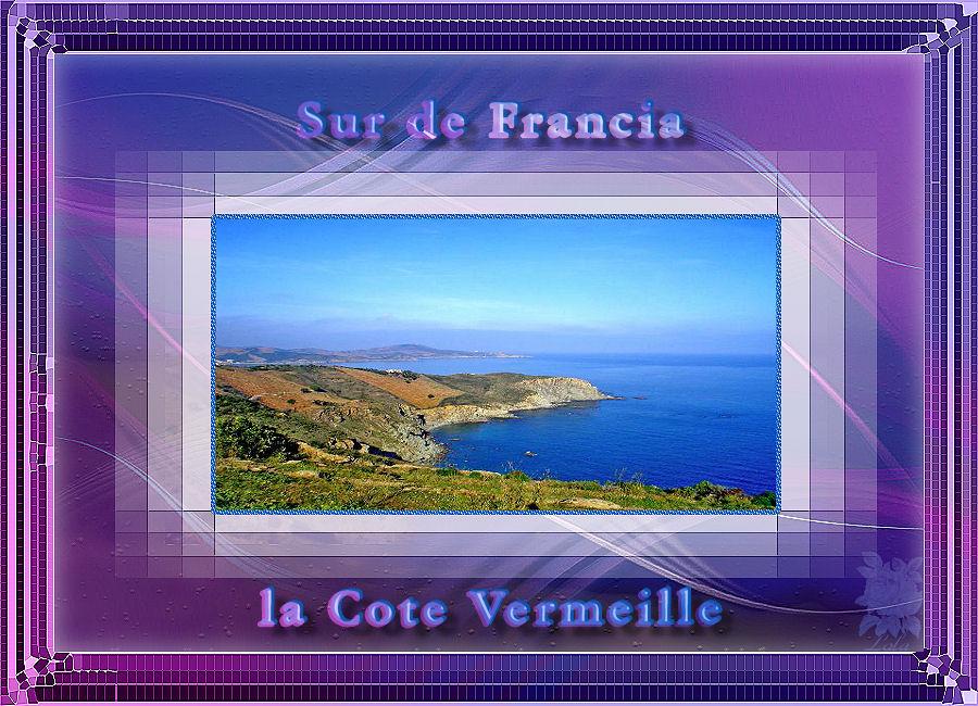 Sur de Francia la Cote Vermeille