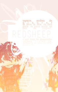 redSheep