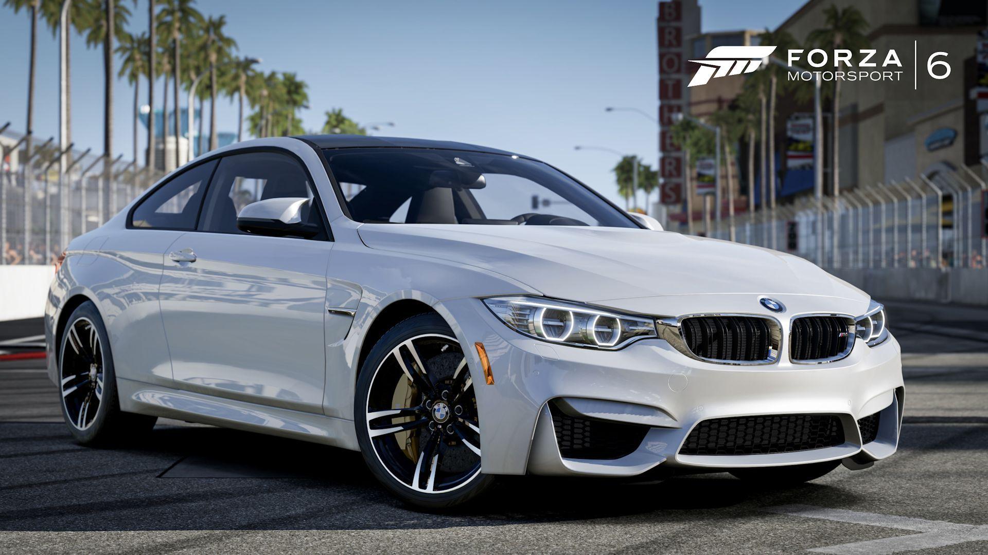 Forza motorsport 6 est enfin disponible for Garage bmw horizon