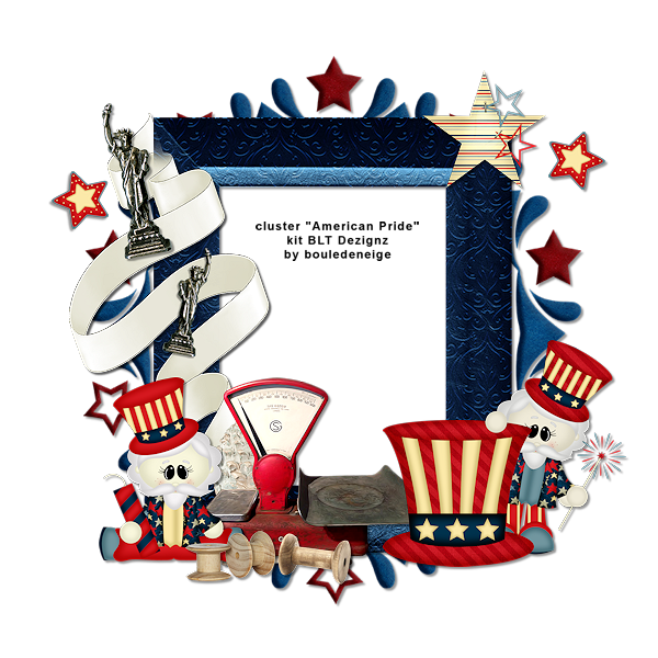 cluster American Pride 01
